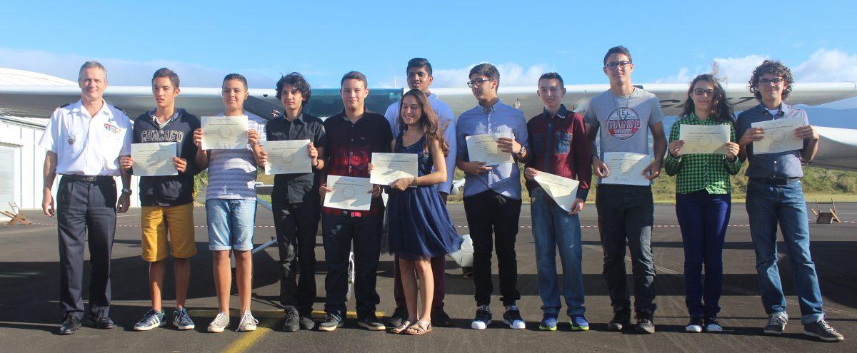 Lauréats du BiA