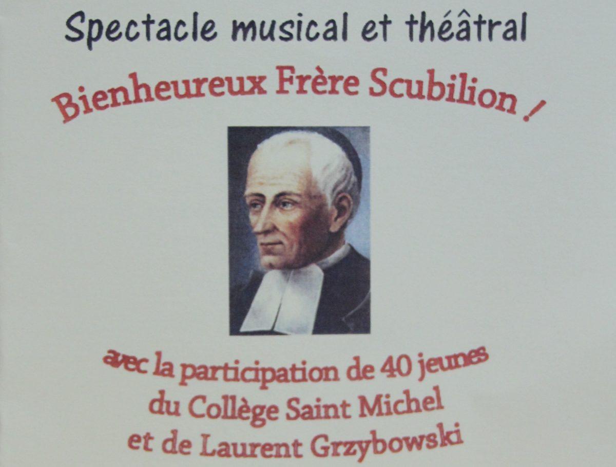 Spectacle «Frère Scubilion»